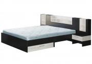 Кровать Варна 1,6 с тумбами №5